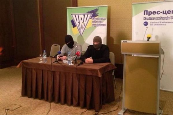 наблюдатели в Харькове