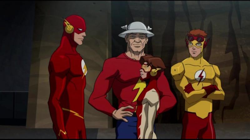 [HD] Young Justice | Юная лига справедливости | Молодая справедливость, s02e06, сезон 2 серия 6