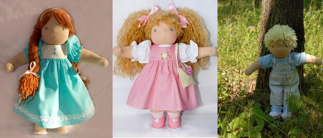 Кружок по шитью кукол