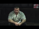 Известный культурист Денис Борисов - о форме атлета Лазара Ангелова