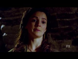Палач - бастард - 1 сезон 9 серия Промо The Bernadette Maneuver \ Cynllwyn Berna