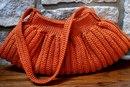 Сумка крючком схема тучный мешок. .  - Каталог сумочек, клатчей, портфелей, чемоданов и рюкзаков 2015 года.