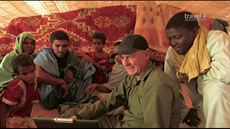 Путешествие на край света с Артом Вольфом: 16 серия. Мали - от Сахеля до Сахары