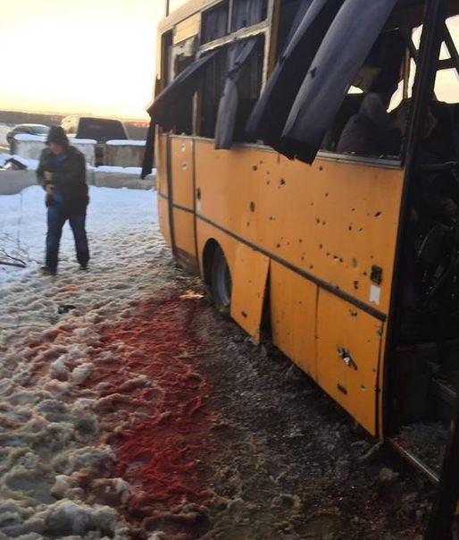 Анатомия провокации с обстрелом автобуса под Волновахой