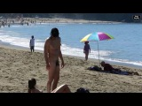 Uncensored SF Nude Beach - Oct. 15, 2014