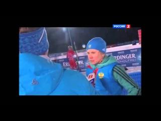 Биатлон с Дмитрием Губерниевым. Выпуск 21. (07.03.2015) HD