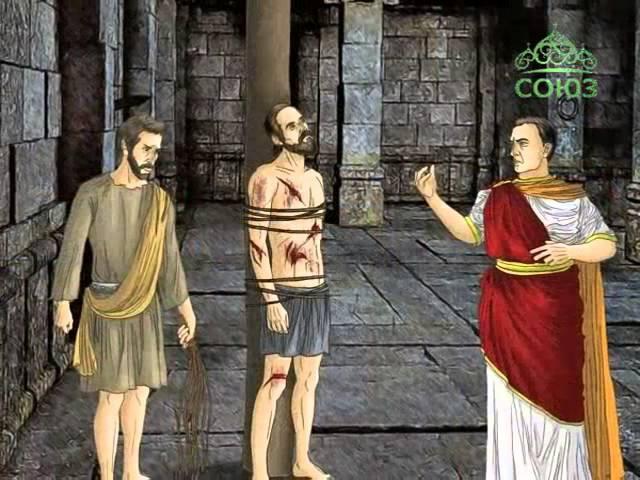 1 сентября. Мчч. Тимофей, Агапий и Фекла