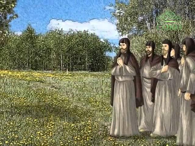 22 сентября. Преподобный Иосиф, Волоцкий, чудотворец