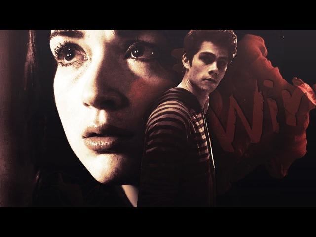 Dark!Allison Void!Stiles ❖ W I N [AU]