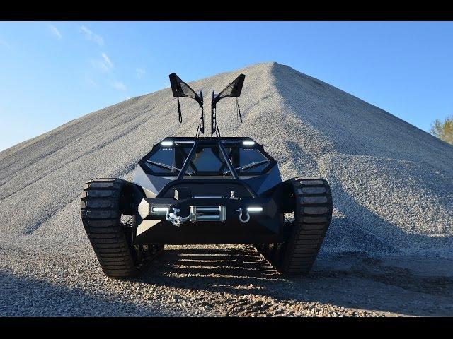 Ripsaw EV2 Extreme Luxury Super Tank 2015 1st Look original