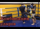 Zaleev Fight Team. Комбинации ударов. [ТУД]