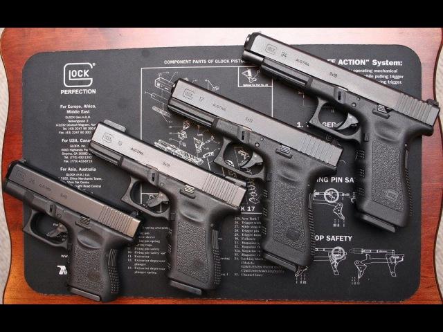 Огнестрельное оружие США (2011) | 8 серия. Пистолет Глок