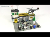 LEGO classic Town 381 / 588 Police Headquarters from 1978!