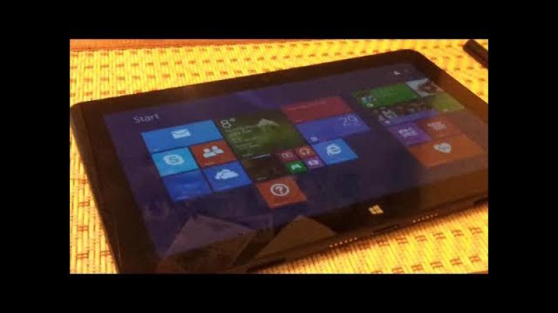 Dell Venue 11 Pro 64Gb 3G/LTE - Обзор планшета, часть 1Очень ценная информация по поводу регулировки яркости а именно:  даже есл