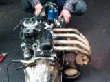motore 112 abarth montato sotto fiat 850