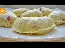 ВАРЕНИКИ С ВИШНЕЙ НА ПАРУ Нежнейшее тесто для вареников с вишней от Мармеладной Лисицы