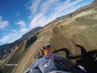 Pala REOPENED! Mitchell Falk Shreds it - vurbmoto
