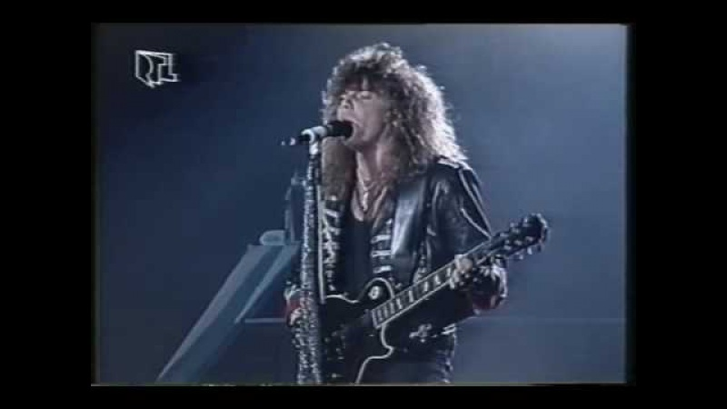 EUROPE Ready or Not Live in Essen 1989