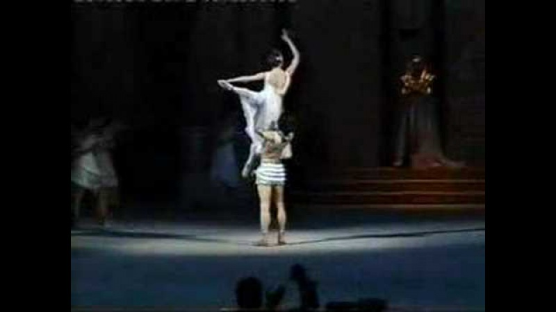 La Fille du Pharaon (adagio) Nikolai Tsiskaridze