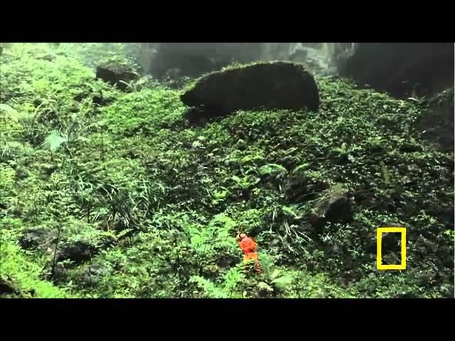 Vietnam's Infinite Cave Hang Son Doong Cave