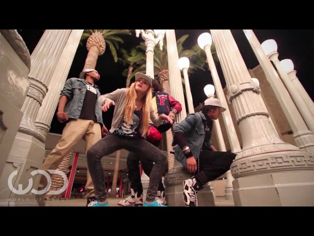Chachi Gonzales, Les Twins Smart Mark | High Pressure - SoFly | Worldofdance Exclusive