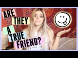 ARE THEY A TRUE FRIEND?! | Griffin Arnlund