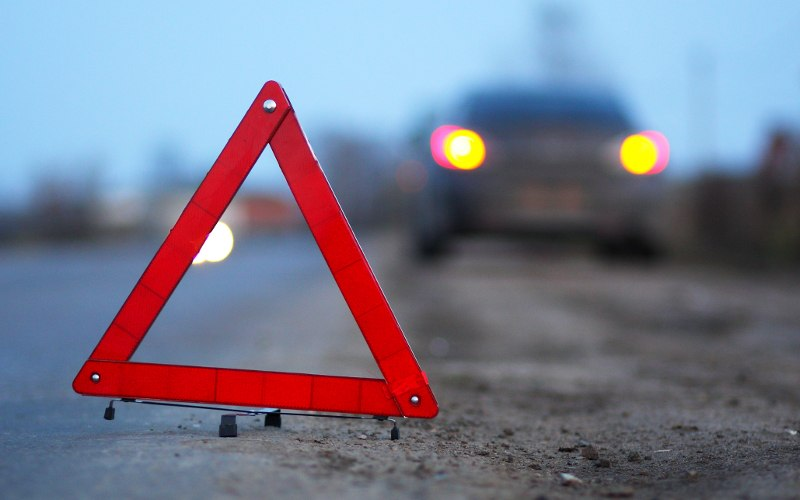 Под Таганрогом в результате ДТП перевернулась «ГАЗель», двое пострадавших
