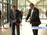 Крым. В аэропорту Симферополя открыт новый терминал...