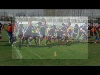 УТС Юношеской сборной Ю-17 в городе Чимкенте с 7 по 17 апреля 2015 года