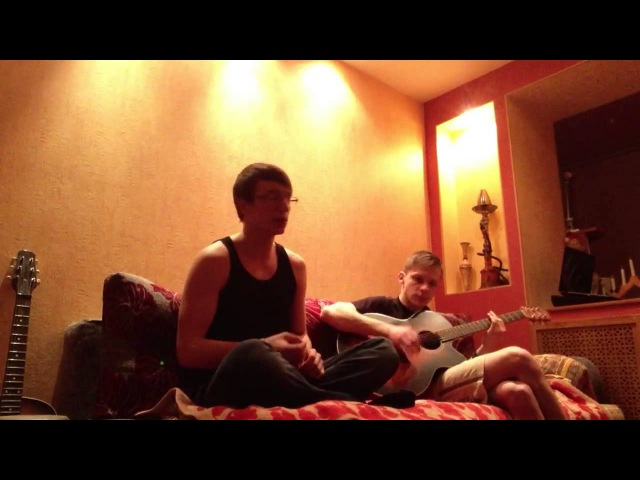 Thousand Foot Krutch - Phenomenon (Acoustic cover)