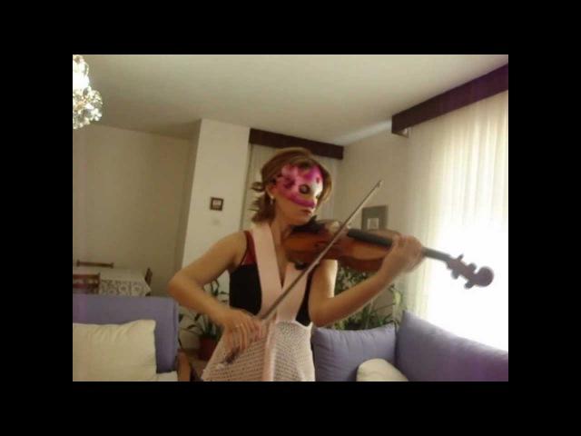 Lineage 2; Freya Loging Theme ''Tragic Love'' with violin