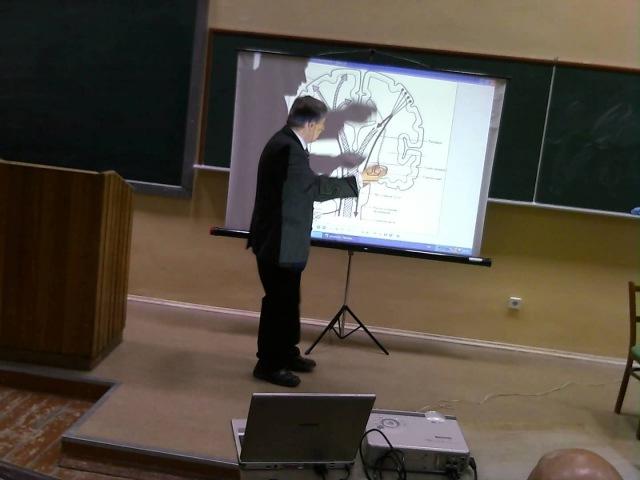 Физический аспект феномена сознания Профессор Цехмистро И З ХНУ имени В Н Каразина