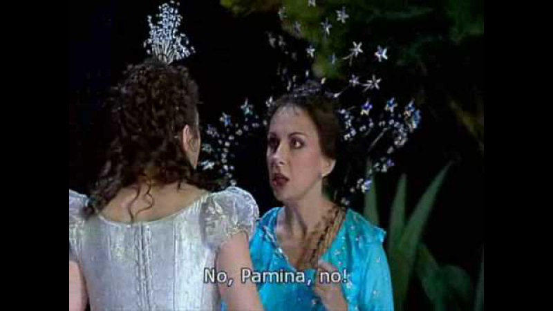 Natalie Dessay as Queen of the Night - Der Holle Nacht - English Subs