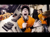 Coolio L.V. - Gangster´s Paradise (Groove Metal Cover by Leo Moracchioli)