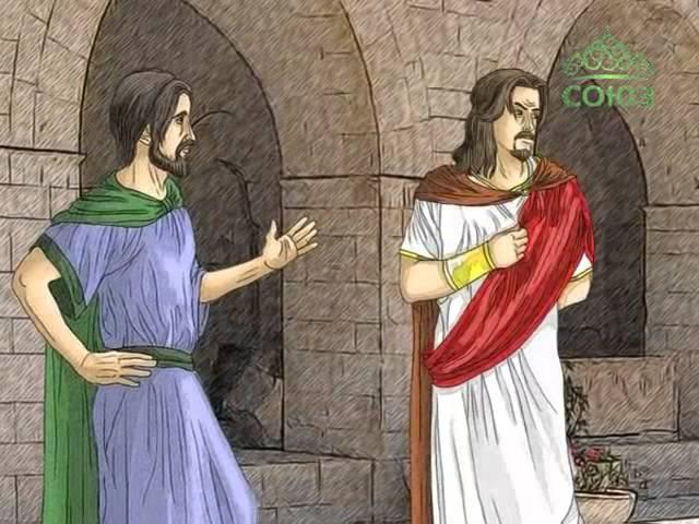 24 сентября. Мчч. Димитрий, его жена Еванфия и Димитриан, сын их