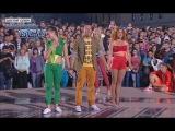 Танцевальный батл на Майдане Лиза против Яны Заец - Испытания 20 - Танцуют все 6 - 22...