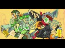 Jet Set Radio After OST - Teknopathetic (e-Pop 'n' Disco 80's mix)