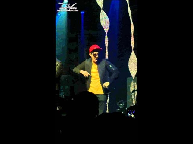 FANCAM | 150913 | Woo Taewoon (Wuno) Mikey | MC Mong Concert