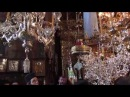 Святая Гора Афон, праздничная литургия в монастыре Дохиар (отрывок)