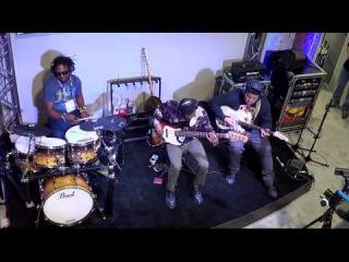 PreSonus at NAMM 2014: Jam with Randy Emata and The PreSonus All-Stars