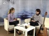 Катя Плетнёва на ТВ