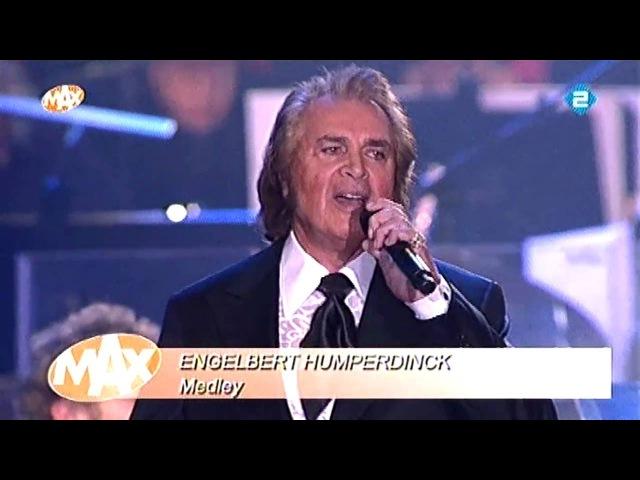 Engelbert Humperdinck - Medley HD - Maxproms 30-12-10