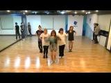 HD Bubble Pop! - (Mirrored Dance Practice) - Hyuna (4minute)