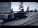 TRAINZ SIMULATOR 12 [[MLG]] PRO NOSTEAM RAILSHOTZ (HD) (KING'S XROSS)