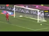 Fiorentina vs Inter 1-0 Babacar Amazing Goal Serie A 2014