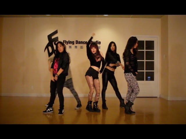 A.KOR (에이코어) - BUT GO KPOP dance cover by FDS