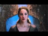 Four x Tris - DIVERGENT (Black Skinhead)