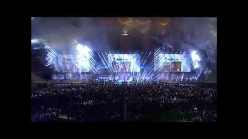 Imagine Dragons Live Amazing performance LoL S4 World Championship Final Closing Ceremony