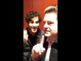 Broadway.com Live Periscope quick chat with Darren Criss about HEDWIG AND THE ANGRY INCH