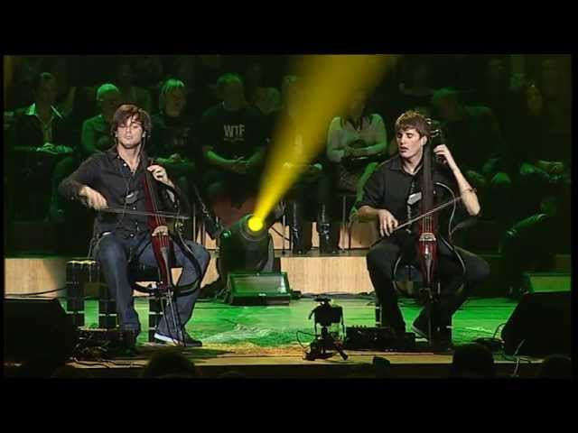 2CELLOS - Smells Like Teen Spirit [LIVE VIDEO]